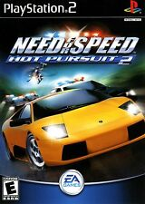Need for Speed: Hot Pursuit 2 - Playstation 2 Game Complete