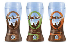 Options Belgium hot chocolate Jar 220G. ( Choose from 6 flavours)