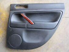 W8 panneau de porte arrière droit vw passat 3bg revêtement noir