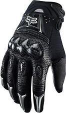 New Fox Racing Bomber Glove Men's Large Black