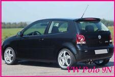 VW POLO MK4 9N REAR/ROOF SPOILER (2001-2009)
