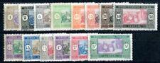 SENEGAL 1914 Yvert 53-59,61,63-64,66-69 ** POSTFRISCH TADELLOS 14 WERTE (F4101