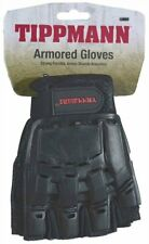 Tippmann Armored Gloves - Hard Back / Fingerless - X-Large