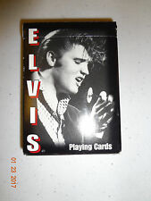 Elvis Presley Playing Cards with Alfred Wertheimer's Photographs