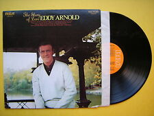 Eddy Arnold - The Glory Of Love, RCA Victor LSP-4179 Ex Condition Vinyl LP