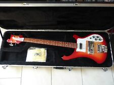 Rickenbacker Bass 4003S Fireglo (neuwertig)
