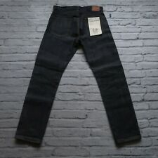 New Gap Kaihara Japanese Selvedge Denim Jeans Size 30 Raw Indigo