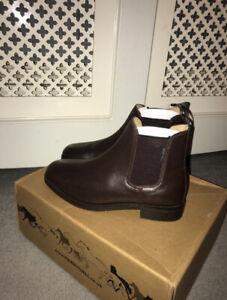 ladies horse riding boots size 6 / Jodhpur Boots Size 6