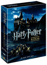 Harry Potter: Complete 8-Film Collection (DVD, 2011, 8-Disc Set) SAME DAY SHIP