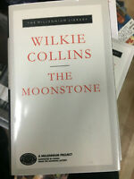 THE MOONSTONE  WILKIE COLLINS THE MILLENNIUM LIBRARY HB EX LIBRIS