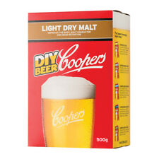 Light Dry Malt Coopers