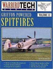 Griffon-Powered Spitfires - Warbird Tech Vol. 32