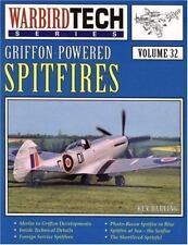 Griffon-Powered Spitfires - Warbird Tech Vol. 32