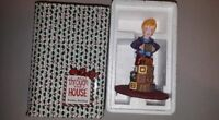 Department 56 All Through the House Bradley Building 9320-3 Mint In Box