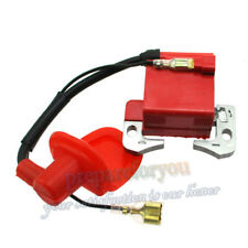RED RACING allumage Coil for 47cc 49cc Engine Minimoto ATV Quad Pocket Dirt Bike