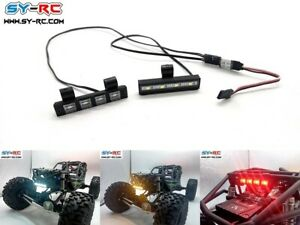 SY-RC SY-RBX10 RYFT LED Light Kit Fit For Axial RBX10 RYFT