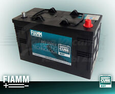 BATTERIA CAMION TRATTORE FIAMM ENERGY CUBE CB 110 RST 110Ah 850A 349X175X239