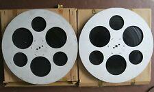 Pathescope 9.5mm sound  film. 'CRASHING  THRU'  Western