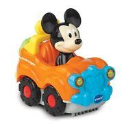 Vtech 80-511404 TUT Baby Mickys Gelaendewagen Flitzer Fahrzeuge Babyauto
