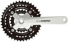 Suntour Triple Chainring Bicycle Chainsets & Cranks