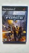 MOBILE LIGHT FORCE 2 for PLAYSTATION 2 'VERY RARE & HARD TO FIND' - NEVER OPENED