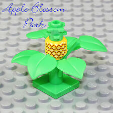 NEW Lego Minifig PINEAPPLE PLANT - Friends Minifgure Kitchen Yellow Fruit Food