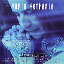 FREE US SHIP. on ANY 3+ CDs! NEW CD Maria Bethania: Serie De Oro: Grandes Exitos