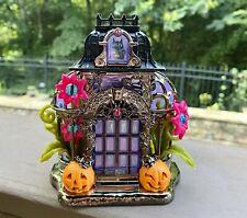Bath & Body Works Wallflower Plug-In Nightlight Halloween Conservatory Light Up