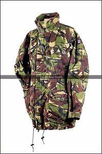 Britische Armee Feldjacke DPM Tarn - Jacket Field DPM Disruptively Pattern
