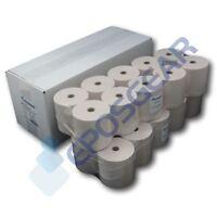 100 ROTOLI 5 scatole 76 x 76 stampante fino a Rotoli 76 mm x 76 mm 76mmx76mm