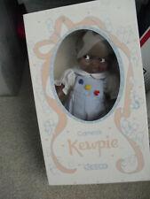 """Vintage Cameo Jesco Kewpie Black Boy Doll Nib 11 1/2"""" Tall 2104"""