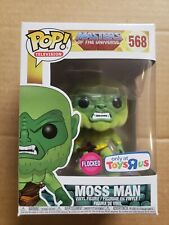 Funko Pop Moss Man flocked MOTU masters of the universe TRU toysrus exclusive