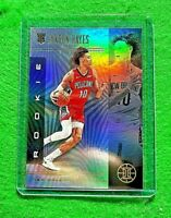 JAXSON HAYES PRIZM ILLUSION ROOKIE CARD PELICANS 2019-20 ILLUSIONS BASKETBALL RC