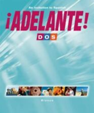 ¡Adelante! DOS 2 An Invitation to Spanish by Jose A. Blanco (2009)