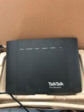 Talk Talk D-Link DSL-3782 Wireless Super Router