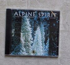 "CD AUDIO MUSIQUE / ALPINE SPIRIT ""NATURAL HARMONY"" 10T CD COMPILATION 1994 NEUF"