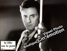 Photo Cinéma 21x27.5cm (1999) LA FILLE SUR LE PONT Vanessa Paradis, Auteuil b