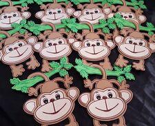 20 pcs Baby shower monkey decoration