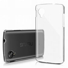 Ultra-Thin Transparent Clear Soft TPU Case Cover Skin For LG Google Nexus 5 SI