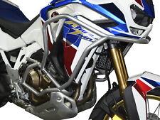 Defensa de motor heed Honda CRF 1100 Africa Twin Adventure Sports - plata