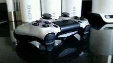 PS4 PS3 SILVER FUSION ANTI RECOIL SNIPER BREATH AUTO RUN RAPID FIRE CONTROLLER