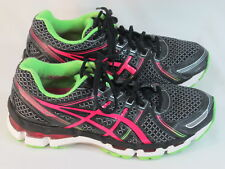 ASICS Gel Kayano 19 Running Shoes Women's Size 10 US Excellent Plus Condition