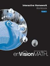 EnVision Math 2009 Interactive Homework Workbook, Grade 5 (5th)