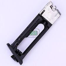 Umarex Beretta Mod. 84 FS Spare 17 Shot Steel BB Magazine & Co2 Holder 5.8181.1