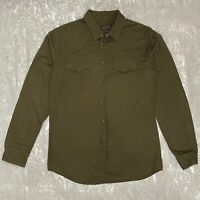 ZARA Military Green Shirt Size M