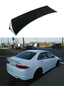 Rear Roof Window Spoiler Made in USA Unpainted 244R Fits: Acura CL 1997-99