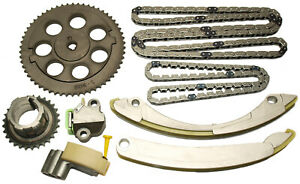 Engine Timing Chain Kit Front Cloyes Gear & Product 9-0195SA