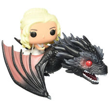 Funko POP Rides Game of Thrones Dragon & Daenerys Vinyl Action Figure Toy 2017