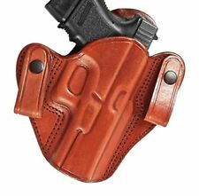 Tagua DSH-352 Ruger SR9 Dual Snap Holster, Brown, Right Hand NEW!
