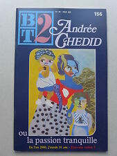 BT2 - Andrée Chedid ou la passion tranquille / 1983